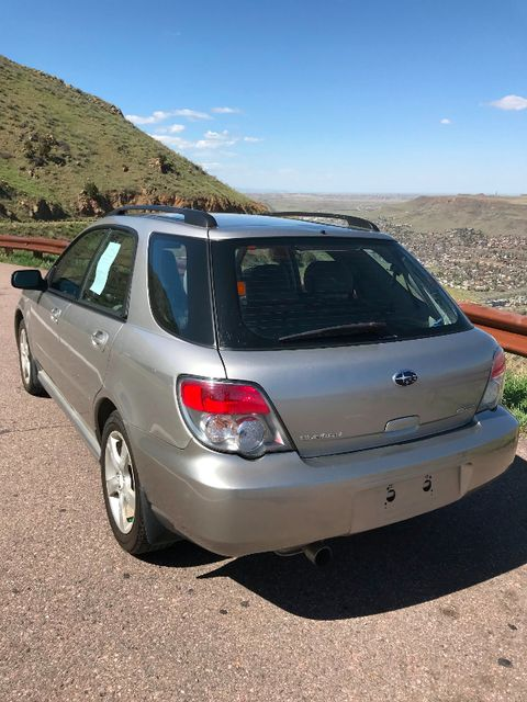 2006 Subaru Impreza i NEW HEAD GASKET+T/B+W/P Golden, Colorado 4