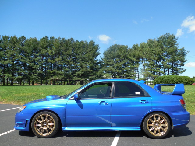 2006 Subaru Impreza WRX STi Leesburg, Virginia 0