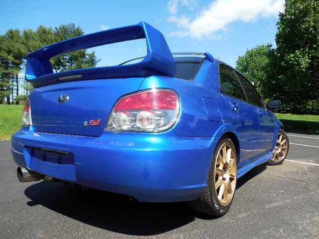 2006 Subaru Impreza WRX STi Leesburg, Virginia 2