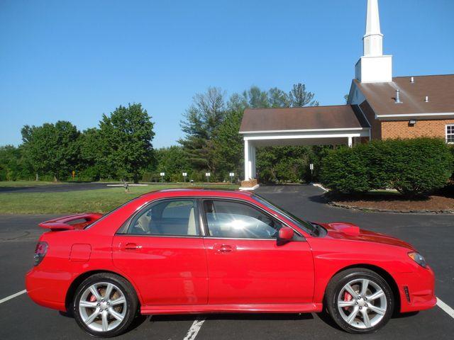 2006 Subaru Impreza WRX Leesburg, Virginia 4