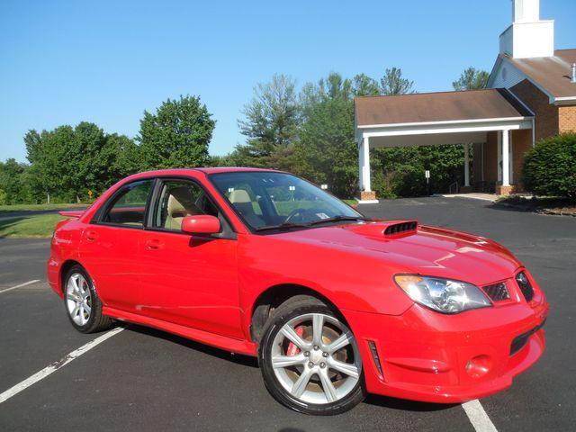 2006 Subaru Impreza WRX Leesburg, Virginia 0