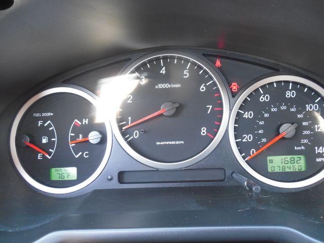 2006 Subaru Impreza WRX Leesburg, Virginia 17