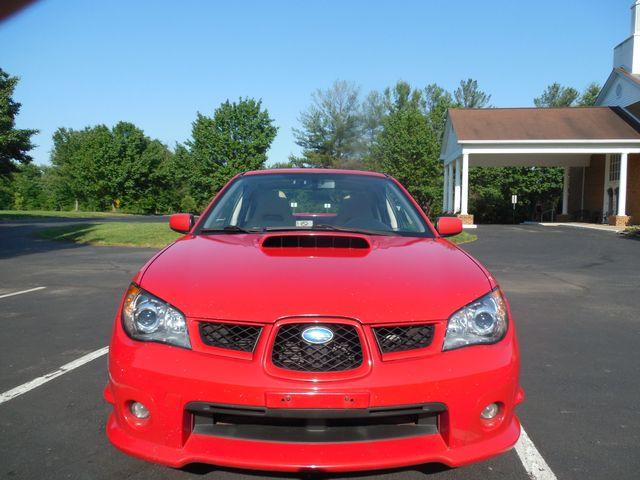 2006 Subaru Impreza WRX Leesburg, Virginia 6