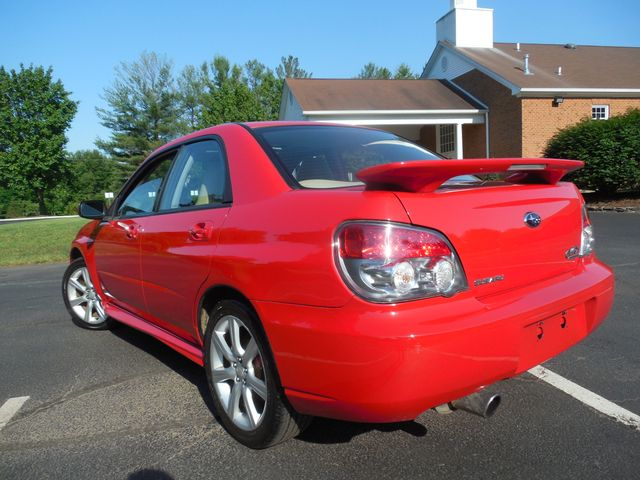 2006 Subaru Impreza WRX Leesburg, Virginia 2