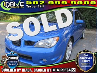 2006 Subaru Impreza WRX Limited | Louisville, Kentucky | iDrive Financial in Lousiville Kentucky