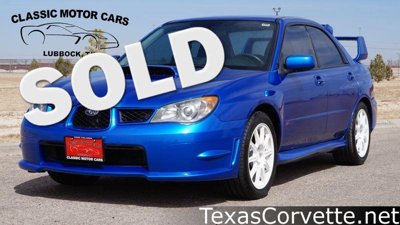 2006 Subaru Impreza WRX STi | Lubbock, Texas | Classic Motor Cars