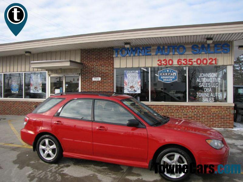 2006 Subaru Impreza 2.5I SPORTS WAGON | Medina, OH | Towne Auto Sales in Medina OH