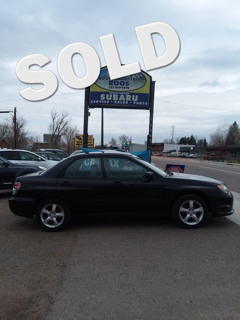 2006 Subaru Impreza = NEW H/G = NEW T/B- NEW W/P i Golden, Colorado 0