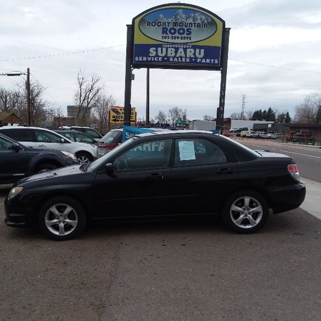 2006 Subaru Impreza = NEW H/G = NEW T/B- NEW W/P i Golden, Colorado 4