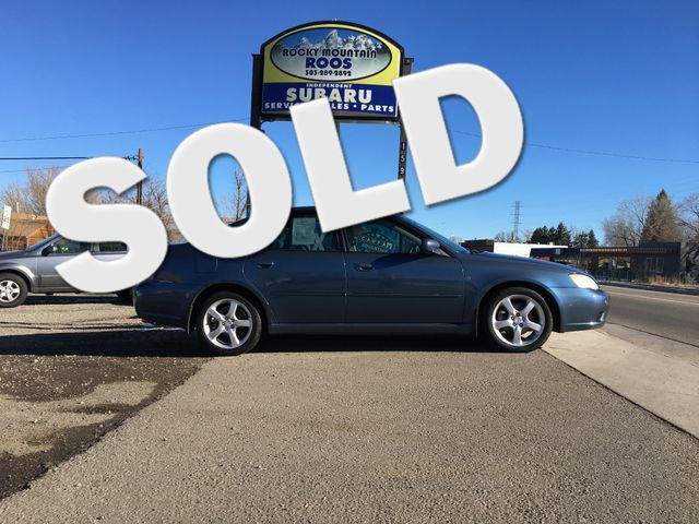 2006 Subaru Legacy 2.5i Special Edition!!! New Arrival just in time for Tax Season! Golden, Colorado 0