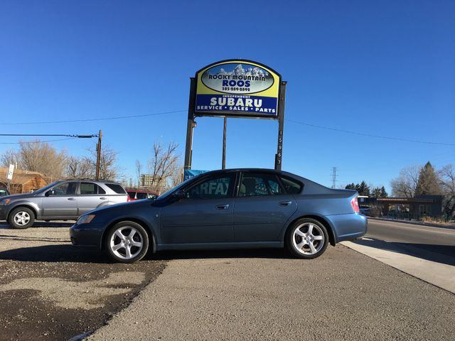 2006 Subaru Legacy 2.5i Special Edition!!! New Arrival just in time for Tax Season! Golden, Colorado 2