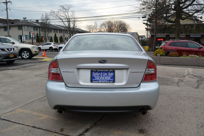 2006 Subaru Legacy 25i Special Edition  city New  Father  Son Auto Corp   in Lynbrook, New