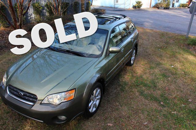 2006 Subaru Outback 2.5i Limited Pwr Moon/Nav | Charleston, SC | Charleston Auto Sales in Charleston SC