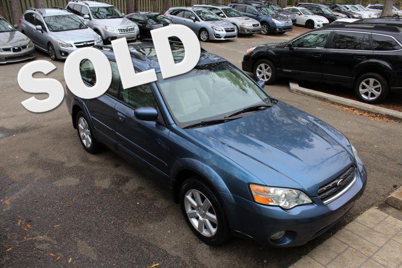2006 Subaru Outback 2.5i Limited Pwr Moon | Charleston, SC | Charleston Auto Sales in Charleston SC