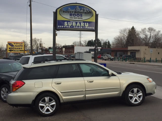 2006 Subaru Outback 2.5 XT Limited = Leather Loaded Turbo Golden, Colorado 0