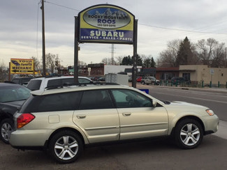 2006 Subaru Outback 2.5 XT Limited = Leather Loaded Turbo Golden, Colorado
