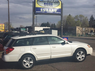 2006 Subaru Outback 2.5 XT Limited = Leather-Loaded Turbo Golden, Colorado