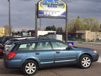 2006 Subaru Outback 2.5i = New Timing Belt & Water Pump Golden, Colorado