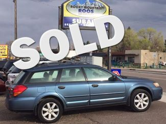 2006 Subaru Outback 2.5i = New Timing Belt & Water Pump Golden, Colorado