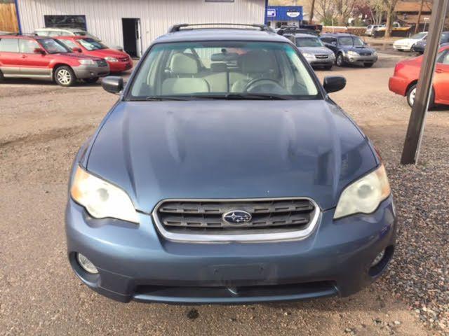 2006 Subaru Outback 2.5i = New Timing Belt & Water Pump Golden, Colorado 1