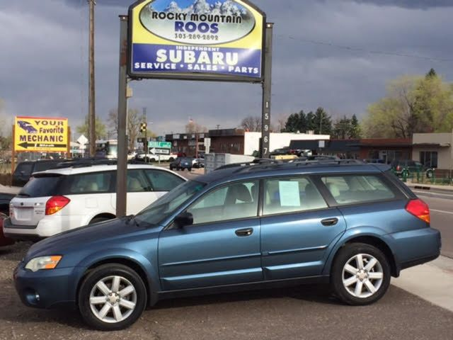2006 Subaru Outback 2.5i = New Timing Belt & Water Pump Golden, Colorado 2