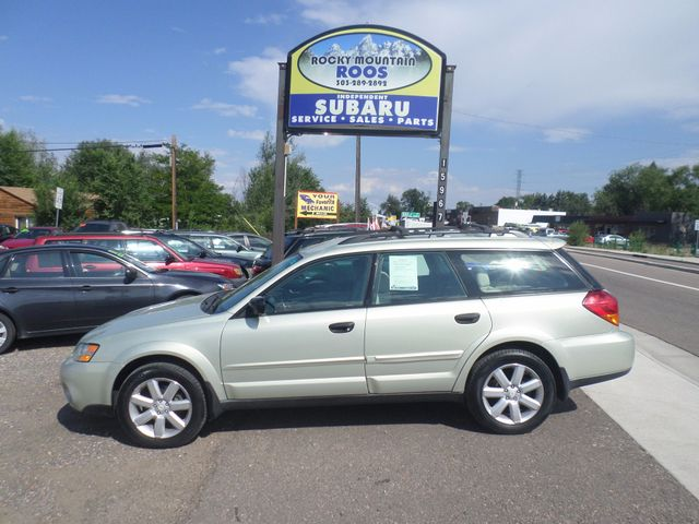 2006 Subaru Outback  2.5i. New H/G , T/B  and Water Pump Golden, Colorado 2