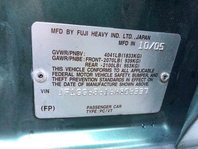 2006 Subaru Outback Sport Sterling, Virginia 18