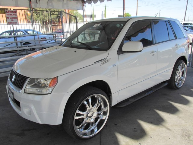 2006 Suzuki Grand Vitara Please call or e-mail to check availability All of our vehicles are ava