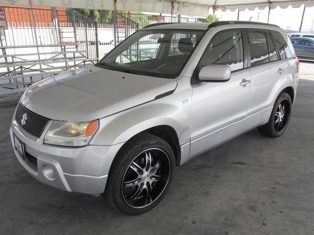 2006 Suzuki Grand Vitara Luxury Please call or e-mail to check availability All of our vehicles