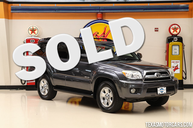 2006 Toyota 4Runner SR5 Sport Financing is available with rates as low as 29 wac Get pre-appr