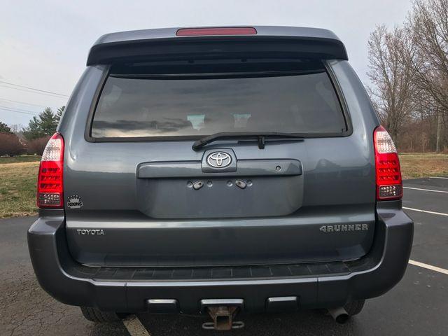 2006 Toyota 4Runner Limited Leesburg, Virginia 7