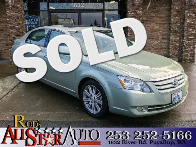 2006 Toyota Avalon Limited This vehicle is a CarFax certified one-owner used car Pre-owned vehicl