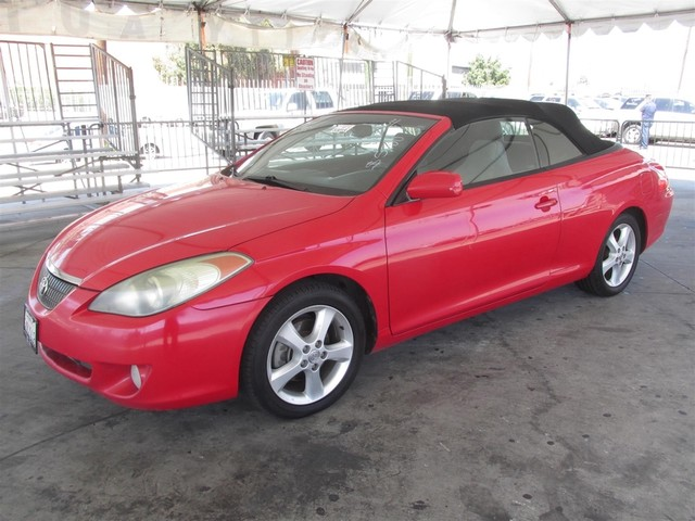 2006 Toyota Camry Solara SLE V6 Please call or e-mail to check availability All of our vehicles