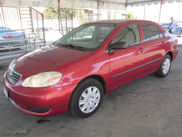 2006 Toyota Corolla CE Please call or e-mail to check availability All of our vehicles are avail