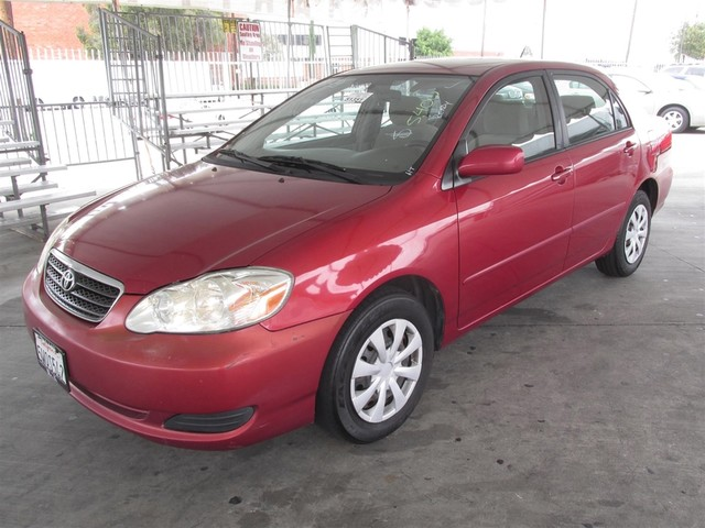 2006 Toyota Corolla LE Please call or e-mail to check availability All of our vehicles are avai