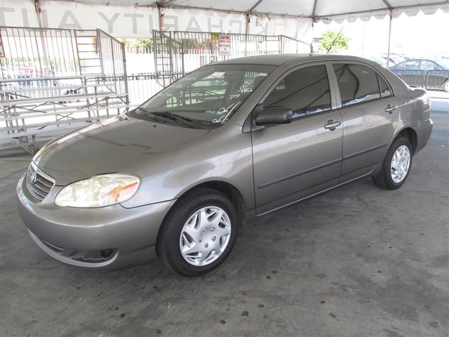 2006 Toyota Corolla CE Please call or e-mail to check availability All of our vehicles are avai