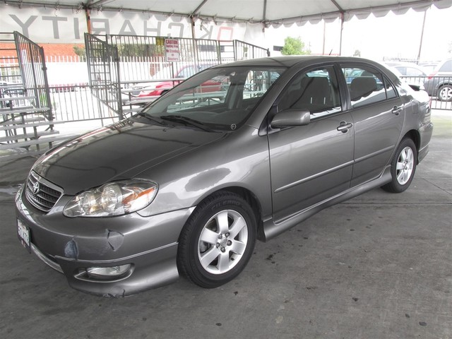 2006 Toyota Corolla S Please call or e-mail to check availability All of our vehicles are avail