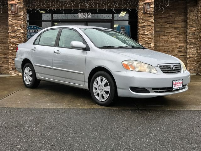 2006 Toyota Corolla S The CARFAX Buy Back Guarantee that comes with this vehicle means that you ca