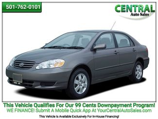 2006 Toyota COROLLA/PW  | Hot Springs, AR | Central Auto Sales in Hot Springs AR