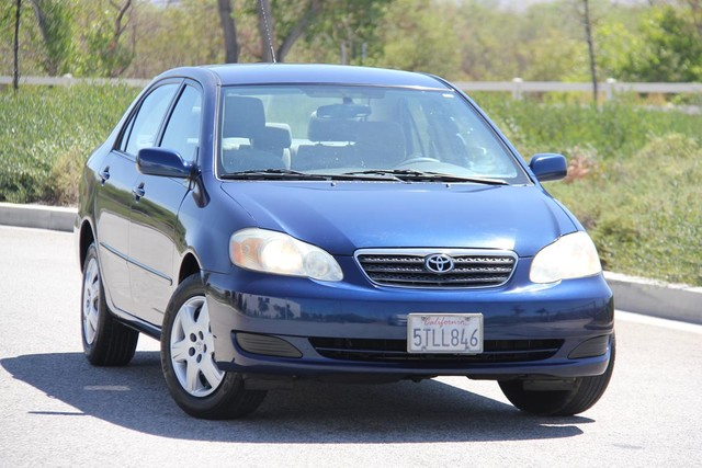 2006 Toyota Corolla LE Santa Clarita, CA 3