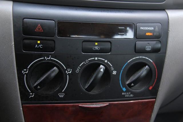 2006 Toyota Corolla LE Santa Clarita, CA 20