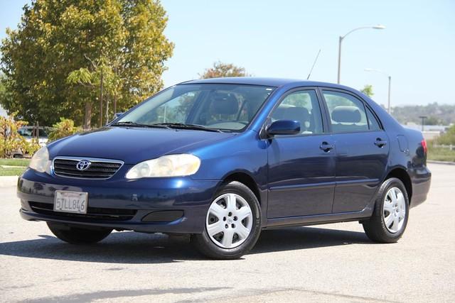 2006 Toyota Corolla LE Santa Clarita, CA 1