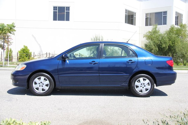 2006 Toyota Corolla LE Santa Clarita, CA 11