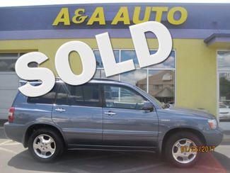 2006 Toyota Highlander Limited w/3rd Row Englewood, Colorado