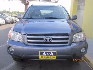 2006 Toyota Highlander Limited w/3rd Row Englewood, Colorado 2