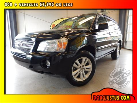 2006 Toyota Highlander Hybrid LTD in Airport Motor Mile ( Metro Knoxville ), TN