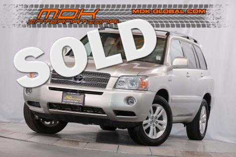 2006 Toyota Highlander Hybrid Limited - Navigation - 3rd row seats in Los Angeles