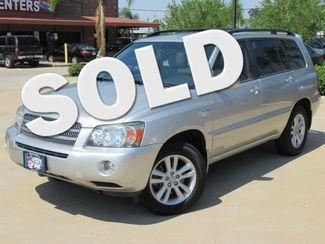 2006 Toyota Highlander Hybrid LTD   Houston, TX   American Auto Centers in Houston TX