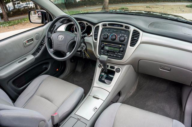 2006 Toyota Highlander Hybrid  AUTO - SUNROOF - 3RD ROW - 1-OWNER Reseda, CA 35