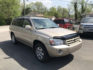2006 Toyota Highlander Limited w/3rd Row Knoxville , Tennessee 1